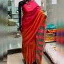 Cotton Border Casual Wear Saree