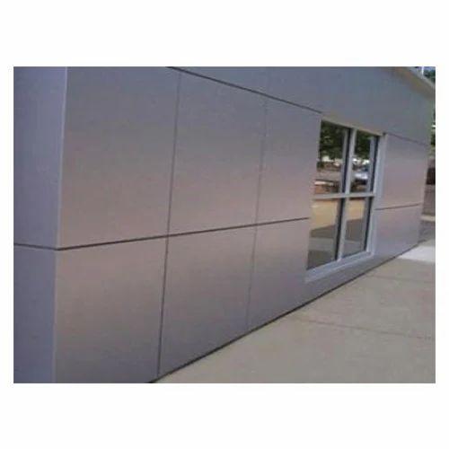 Composite Aluminium Cladding