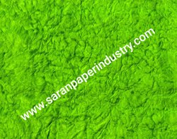 Parrot Green Color Crush Paper