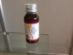 Cufpure-A Ambroxol HCI, Guaiphensin Terbutaline Sulphate & Menthol Syrup