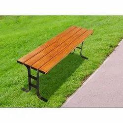 GB 01 Outdoor Park Bench