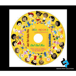 CD & DVD Cover Designing Services