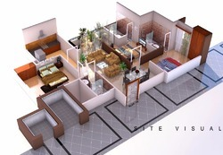 Architecture Apartment Renderings