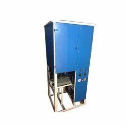 Single Die Paper Dona Making Machine, 1 Kw, Dona Size: 4-12 Inch