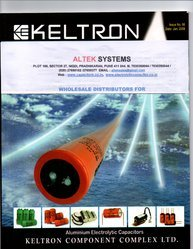 Keltron make 10MFD/50V Available at Wholesale Rate