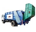 Ms Tiper Discharging Garbage Compactor, Model Name/number: Rc-14cum, Capacity: 12000 L