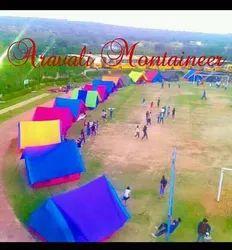 School adventure Camping service, Damdama