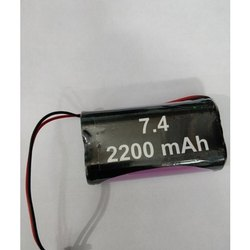 7.4V Rechargeable Battery
