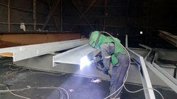 Spray Galvanizing