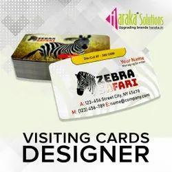 Visiting Cards Designer