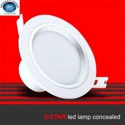 Veto V-Star LED Lamp Concealed