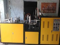 Fully Automatic Paper Cup & Glass Machine