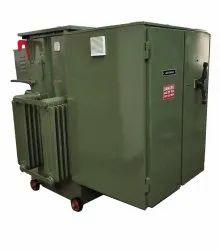 500 KVA Automatic Voltage Controller