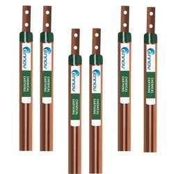 Pure Copper Chemical Earthing