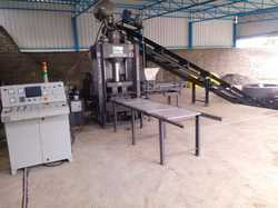 Automatic Fly Ash Bricks Machine (Model :BEW - FA60)