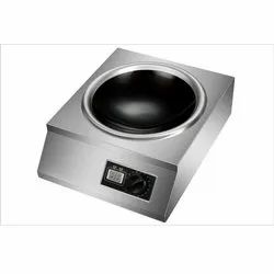 Commercial Induction Wok