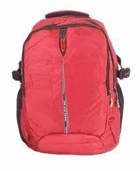 Red Men Backpack