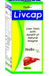Ayurvedic Livcap DS Syrup