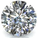 Round Cut AAA Quality Excellent Cut Lab Grown  Diamond