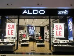 Aldo Brand Back LED Sign Boards
