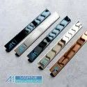 Marine Stainless India Brand Stainless Steel T Profile Patti