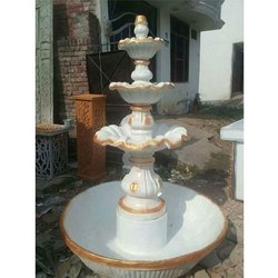 Decorative 3 Tier Outdoor Fountain