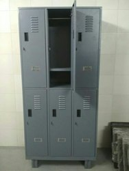 Uniform Staff Locker