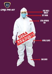 SITRA approved Personal Protection Suit COVID 19 Corona Virus