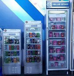 Bluestar Glass Visi Cooler, Number Of Doors: 1, Storage Capacity: 220 To  1800 Ltr, Rs 25000 /piece | ID: 11619454448