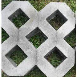 RCC Grass Paver Block