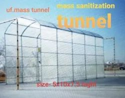 Mass Disinfectant Tunnel