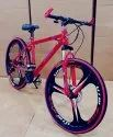 Bmw Power Red Mtb Cycle