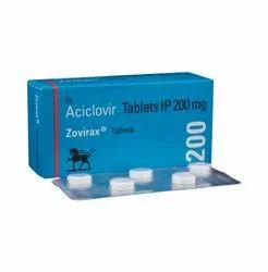 Zovirax Tablet (Acyclovir)