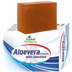 Aloe Vera Chocolate Soap (Best Used As a Lotion)