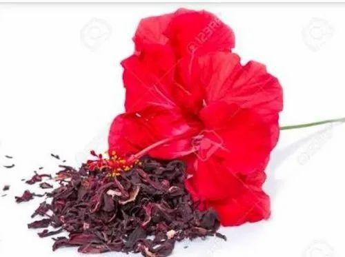 Hibiscus Dried Flower And Neem Powder Retailer Natures Nurture