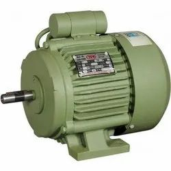 patel 1HP Single Phase Bare Motor, For Agriculture
