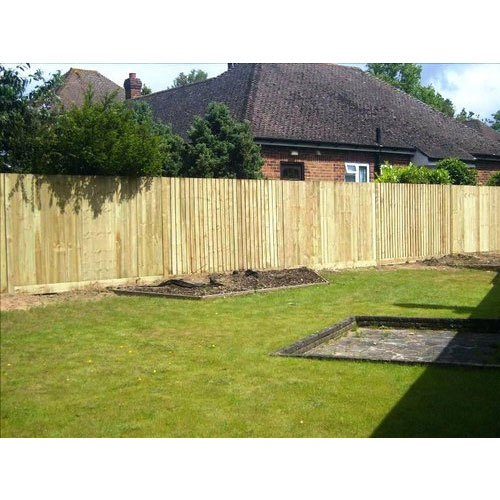 Eco Friendly Bamboo Fencing