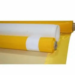White / Yellow Screen Printing Bolting Cloth, Packaging Type: Poly Wrap