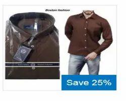 Men Formal Casual Shirts