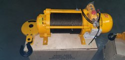 Electric Winch (100 Meter)