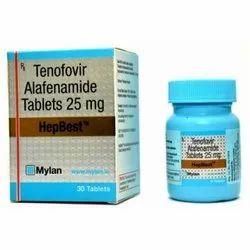 Tenofovir Alafenamide Tablets