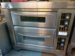 Berjaya Two Deck Baking Oven