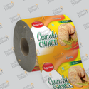 Biscuit Flexible Laminated Packaging Film Roll Form