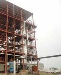 Veg Oil Refinery Plant