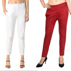 Ladies Cigarette  Pants