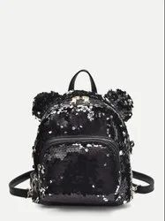 Magic Sequin Bag Backpack for Women and Girls