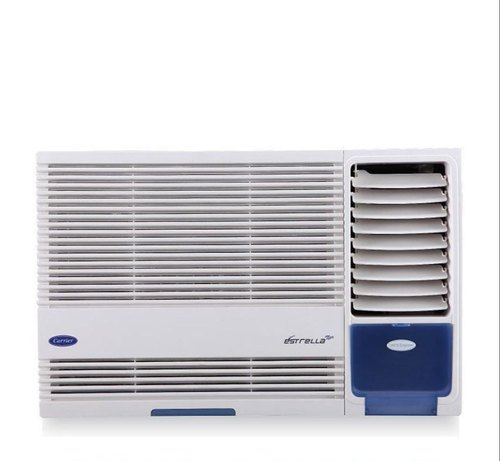 White Carrier 2 Ton Estrella Neo 3 Star Window AC for Home
