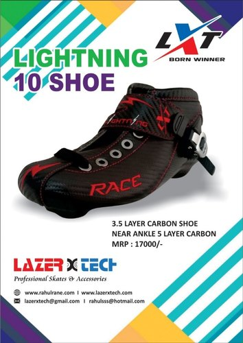 Inline Skate Shoe - Inlinee Skating Boot Manufacturer from Pune