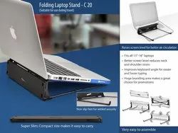 Power Plus Folding Laptop Stand