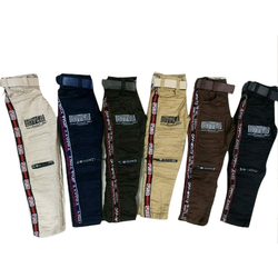 Party Wear Stretchable Kids Designer Jogger Jeans, Size: 20-30, Handwash